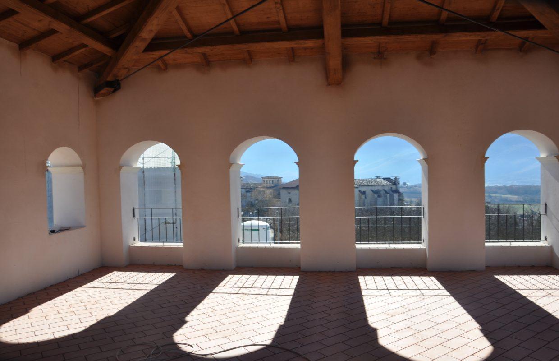 """Palazzo storico """"Il Castelletto"""" a San Demetrio (L'Aquila)"""