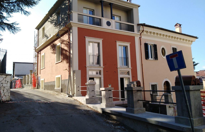 Aggregato Piazza della Commenda – L'Aquila (AQ)