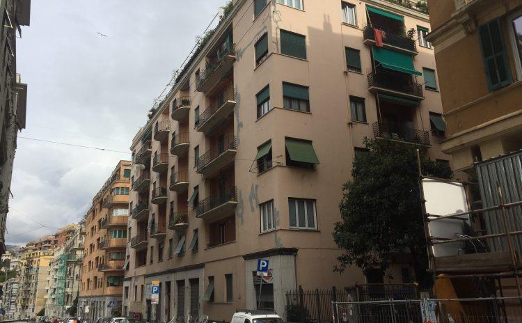 """Il Razionalismo """"popolare"""" – l'esempio del fabbricato di civile abitazione in Via Nizza N.12 a Genova"""