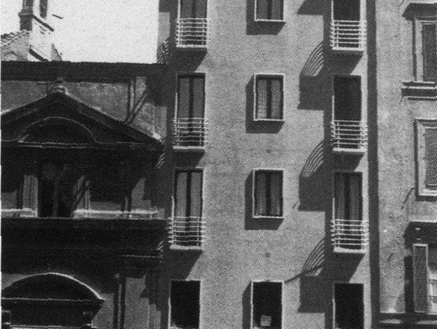 """Le basi del linguaggio architettonico dell'Arch. Adalberto Libera nella """"Piccola casa da pigione – Casa Nicoletti"""" in Via San Basilio 53 a Roma"""