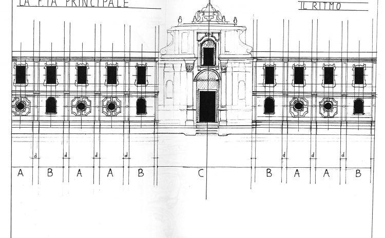 Filippo Raguzzini architetto del '700 barocco a Roma: geniale connubio tra estetica e razionalità – Ospedale e Chiesa di San Gallicano