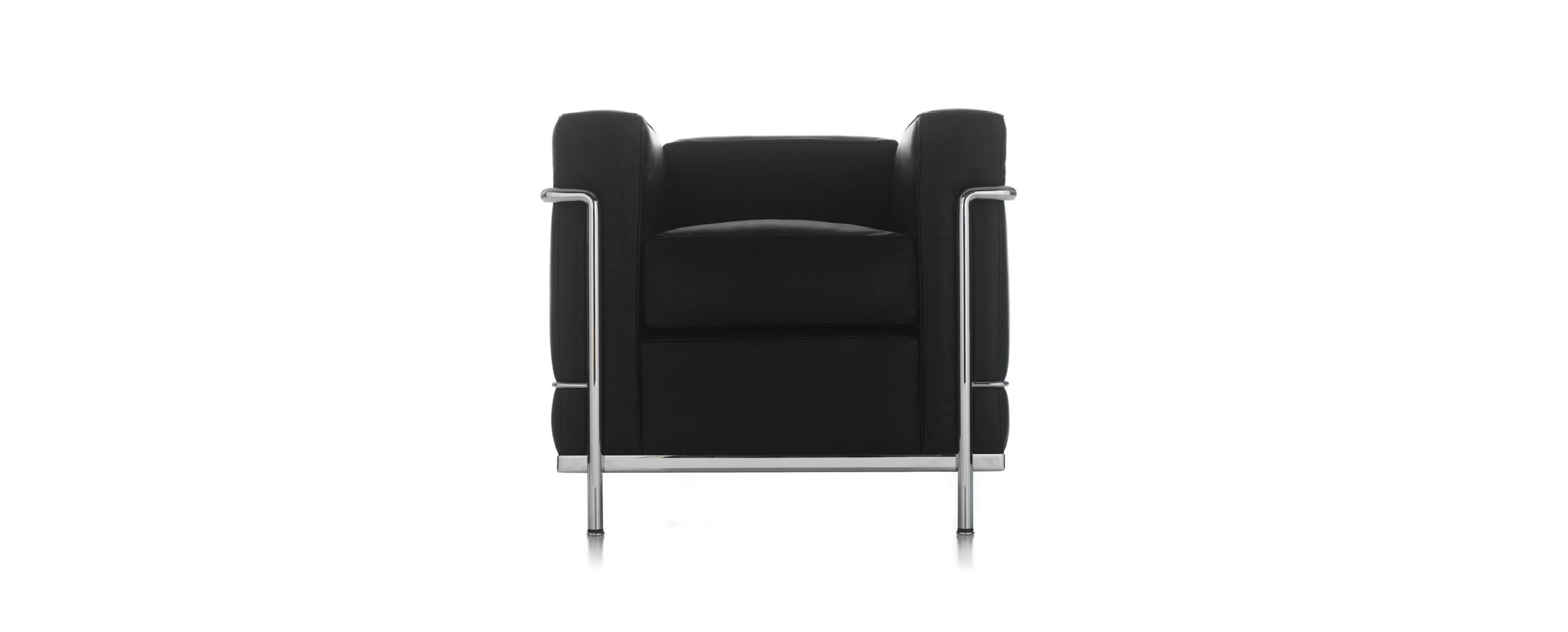 la poltrona grand confort di le corbusier zed progetti. Black Bedroom Furniture Sets. Home Design Ideas