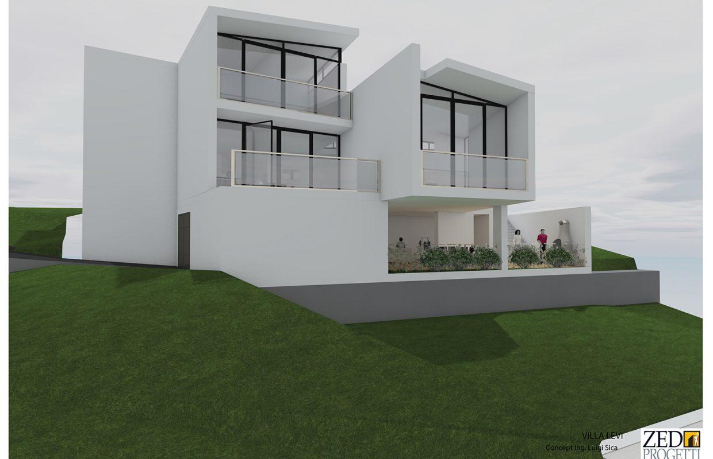 Villa Levi a Tel Aviv (Israele)