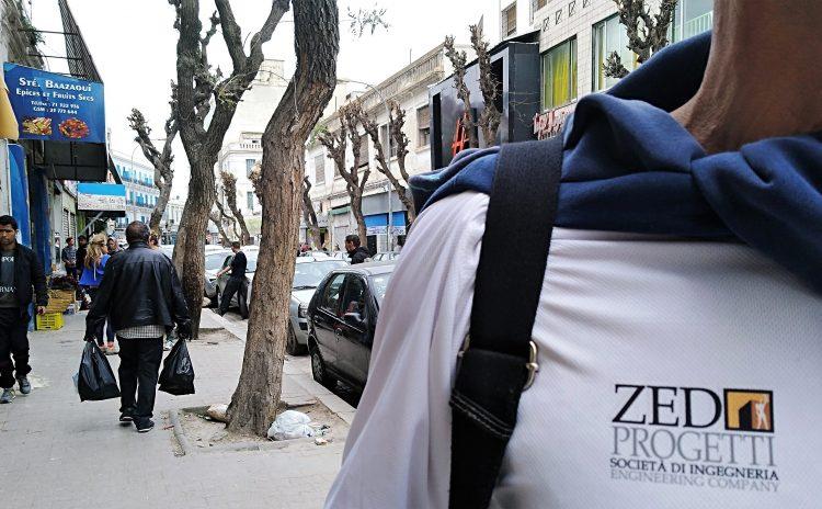 IL RAPPORTO DI RELAZIONE TRA EDIFICI E LUOGO – LA CITTA' DI TUNISI