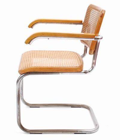 """La sedia B 32 """"CESCA"""" di Marcel Breuer – la perfetta semplicità"""