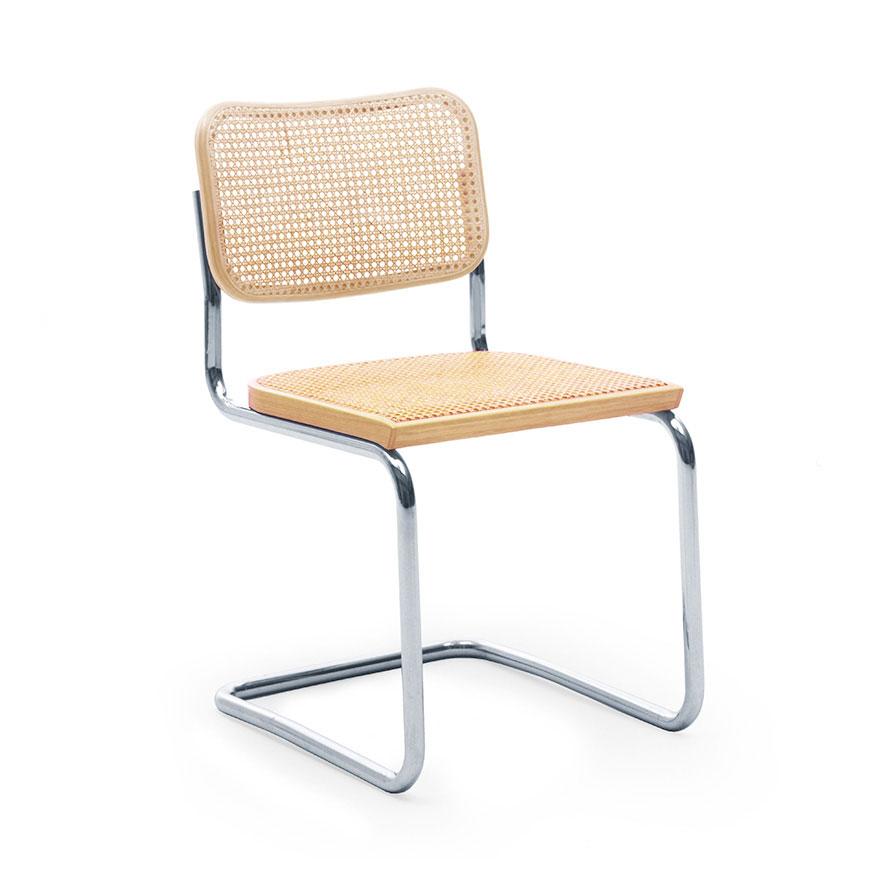 """La sedia B 32 """"CESCA"""" di Marcel Breuer - la perfetta ..."""
