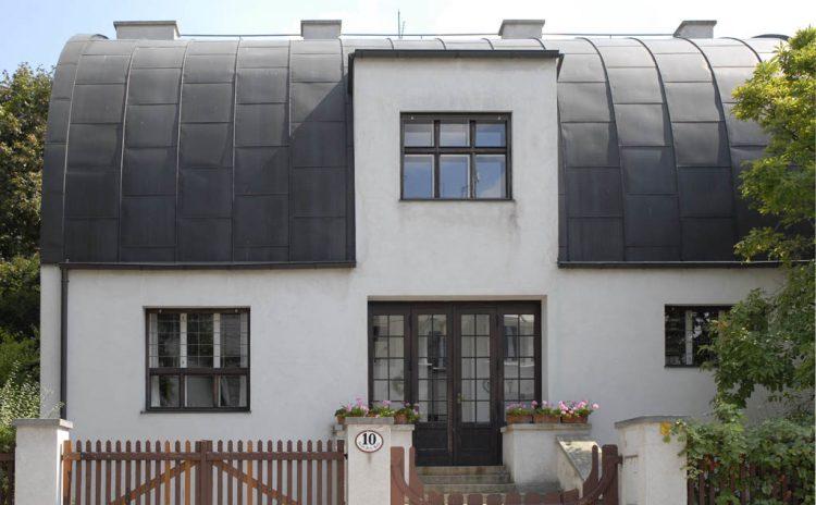 CASA STEINER (1910) – la prima abitazione moderna