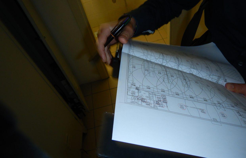 Progettazione e collaudo impianto di rivelazione incendio
