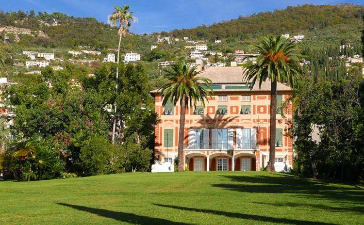 Il Parco di Villa Serra a Genova