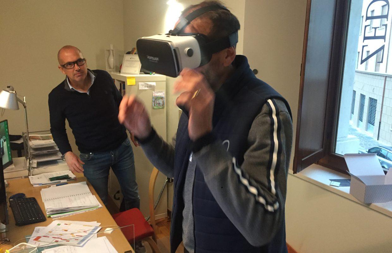 Verifica di progetto con realtà virtuale
