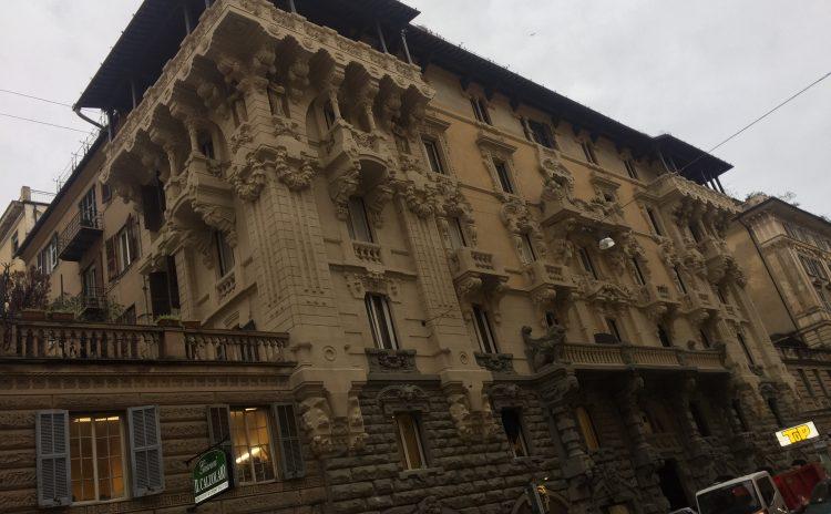 Lo stile Coppedè – Il Palazzo Zuccarino in Via Maragliano 2 a Genova