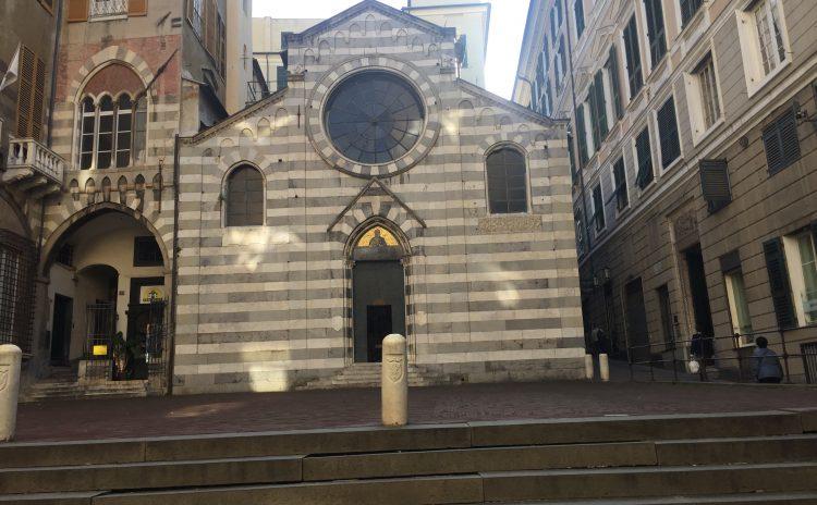 La Chiesadi San Matteo a Genova
