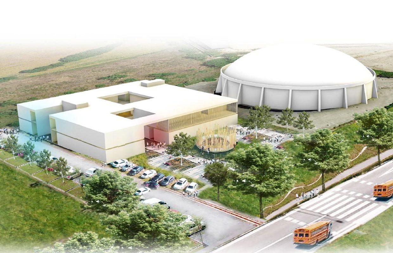 Realizzazione del nuovo complesso scolastico del Comune di Sulmona (AQ)