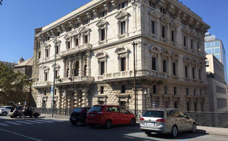 Lo stile Coppedè – Il Palazzo Pastorino in Via B. Bosco 57 a Genova