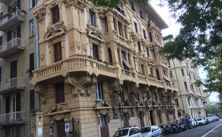 Lo stile Coppedè – Il Palazzo Bogliolo in Corso Firenze 9 a Genova