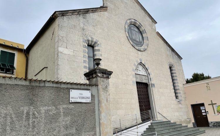 La Chiesadella SS. Annunziata a Genova