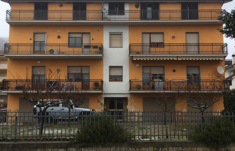 Efficientamento energetico Condominio San Raniero – L'Aquila (AQ)